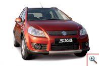 Νέο Suzuki SX4